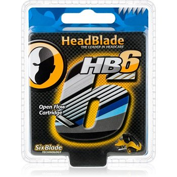 HeadBlade HB6 náhradní břity  4 ks