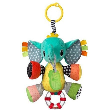 Infantino závěsný Slon s aktivitami