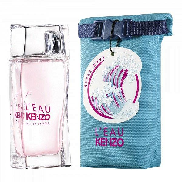 Kenzo L´Eau Kenzo Hyper Wave Femme toaletní voda dámská 50 ml