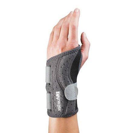 MUELLER Adjust-to-fit wrist brace left ortéza na levé zápěstí šedá
