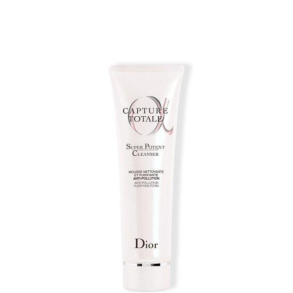 Dior Capture Totale Super Potent Cleanser čistící pěna pro odstranění nečistot  150 ml