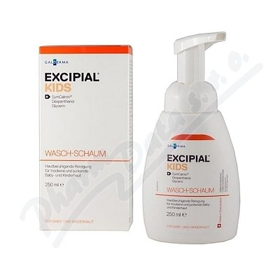 Excipial Kids Wash Schaum 250 ml