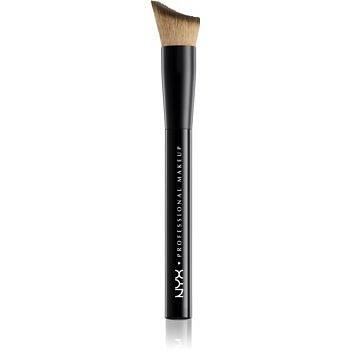 NYX Professional Makeup Total Control Foundation Brush štětec na make-up 13 g