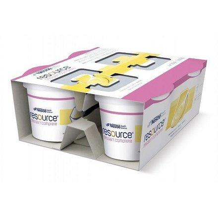 Resource Dessert Complete vanilka por.sol.4x125g