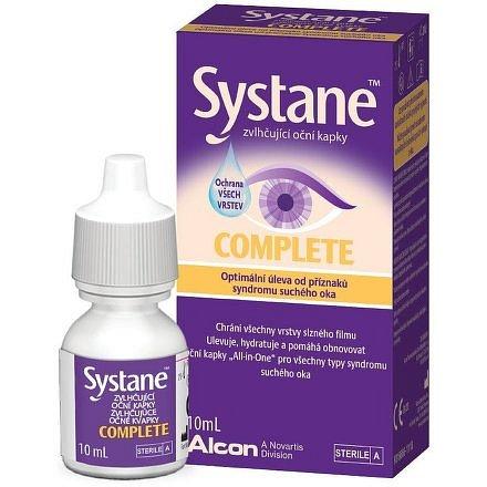 Systane Complete zvlhč. oční kapky 10 ml