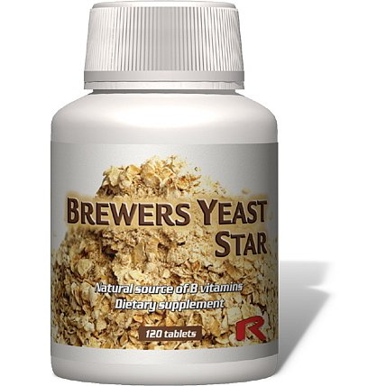 Brewers Yeast Star 60 tbl