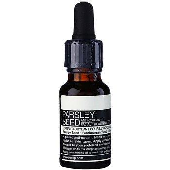 Aēsop Skin Parsley Seed antioxidační sérum pro všechny typy pleti  15 ml