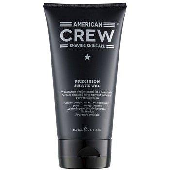 American Crew Shaving gel na holení pro citlivou pleť  150 ml