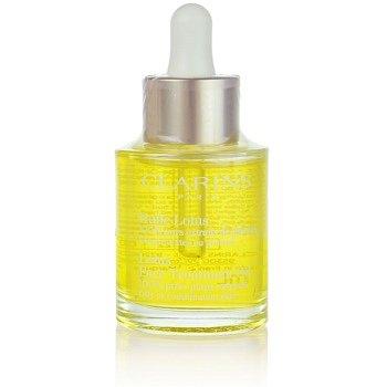 Clarins Rebalancing Care regenerační olej s vyhlazujícím účinkem pro mastnou a smíšenou pleť  30 ml