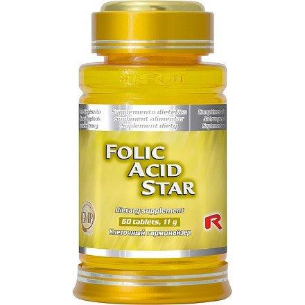 Folic Acid Star 60 tbl
