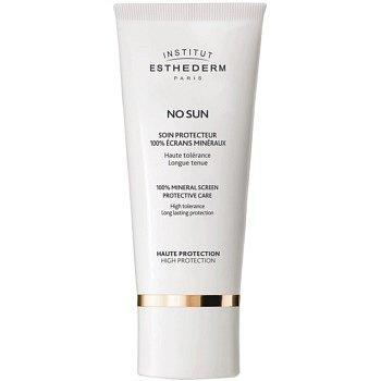 Institut Esthederm No Sun 100% minerální ochranný krém na obličej i tělo s vysokou UV ochranou  50 ml