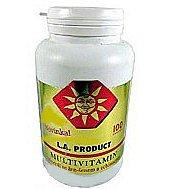 Multivitamin-minerál ženšen a echinacea tablety 100