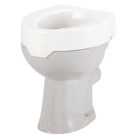 MOLETT - nástavec na WC 10cm bez poklopu