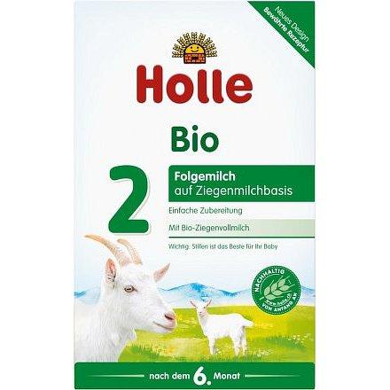 Holle Bio-dětská mléčná výživa na bázi kozího mléka 2