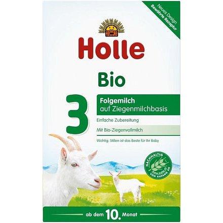 Holle Bio-dětská mléčná výživa na bázi kozího mléka 3