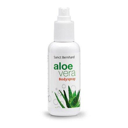 Aloe vera tělový sprej Sanct Bernhard 125 ml