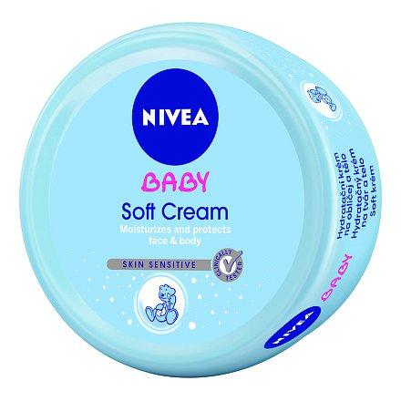 NIVEA Baby hydratační krém 200ml