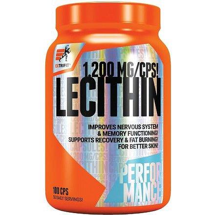 Lecithin 1200 mg 100 cps