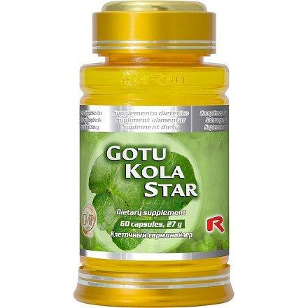 Gotu Kola Star 60 cps