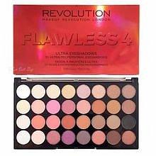 Makeup Revolution Flawless 4 - Paletka očních stínů 20 g
