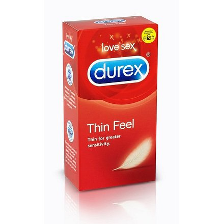 Prezervativ Durex Feel Thin 12ks