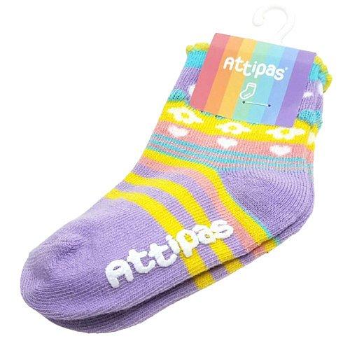 Attipas Ponožky Attibebe Pink