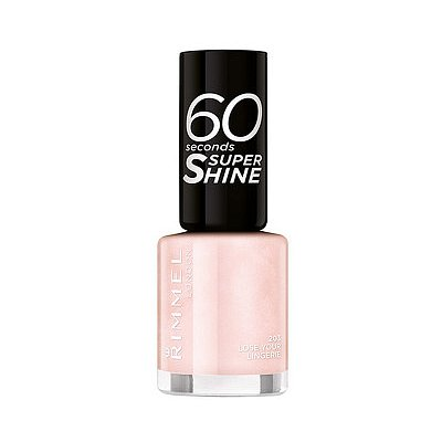 Lak na nehty 60 Seconds Super Shine 8 ml 902 Moonlight Magic By Rita Ora
