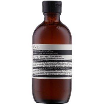 Aēsop Skin Bitter Orange jemné čisticí tonikum pro mastnou pleť  200 ml