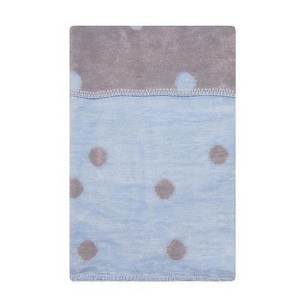 Dětská deka Womar 75x100 modrá