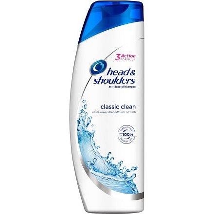 Head & Shoulders šampón Classic Clean 250ml