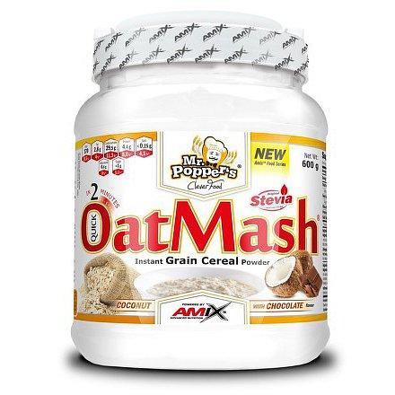 Amix Oat Mash 600g kokos-čokoláda