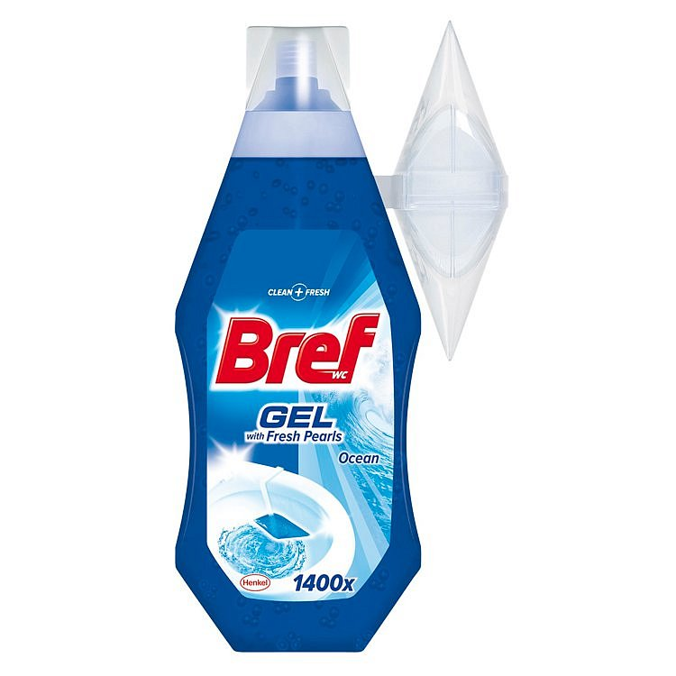 Bref Fresh Pearls WC gel, Ocean 360 ml