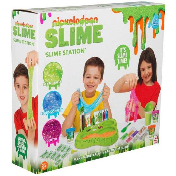 Nickelodeon Slizová laboratoř