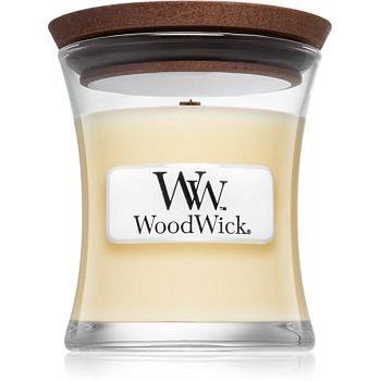 Woodwick Lemongrass & Lily vonná svíčka 85 g s dřevěným knotem