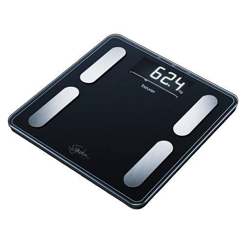 BEURER BF 400 Osobní diagnostická váha černá