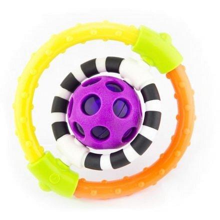 Rotující chrastítko s míčkem
