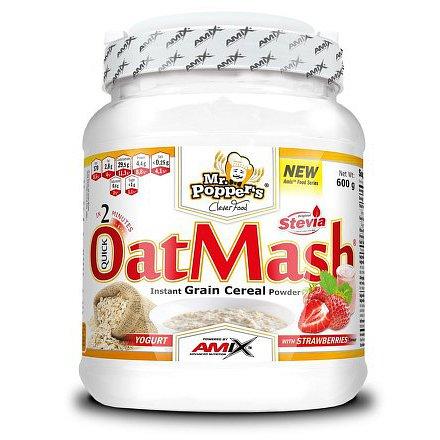Amix Oat Mash 600g jahoda-jogurt