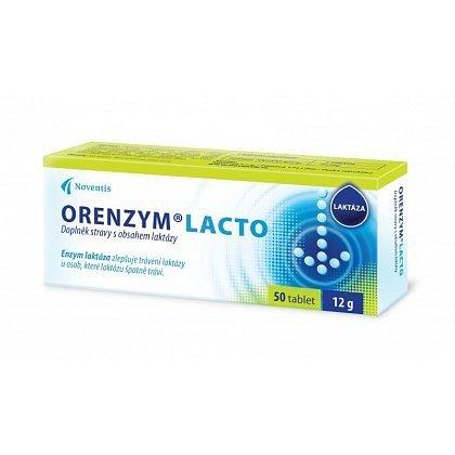 Orenzym Lacto tbl.50