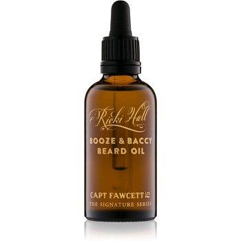 Captain Fawcett Ricki Hall´s olej na vousy  50 ml