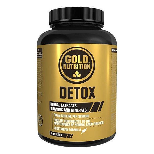 GoldNutrition Detox 60 kapslí