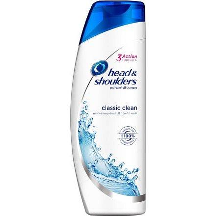 Head & Shoulders šampón 2v1 Classic Clean 225ml