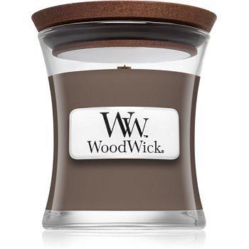 Woodwick Sand & Driftwood vonná svíčka 85 g s dřevěným knotem