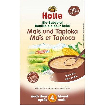 Holle bio Kukuřičná kaše s tapiokou