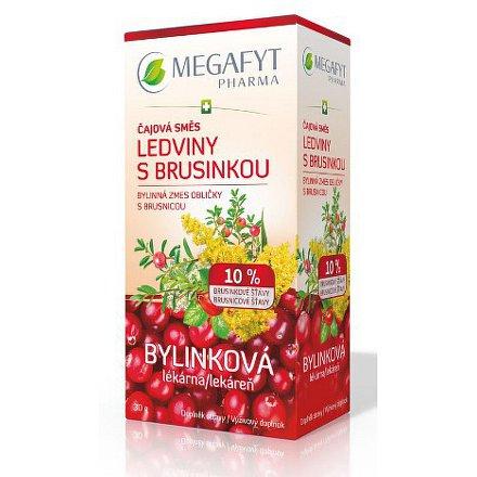 Megafyt Byl.lék.Čaj.směs ledviny s brusink.20x1.5g