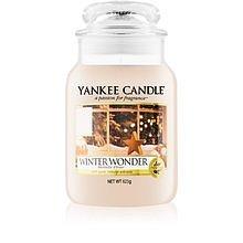 Yankee Candle Winter Wonder Candle ( zimní zázrak ) - Vonná svíčka 623.0 g