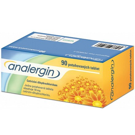 Analergin 10mg tablety 90 ks