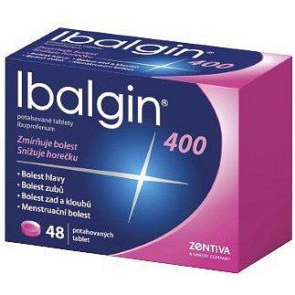 Ibalgin 400 tablety 48 ks