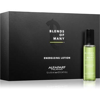 Alfaparf Milano Blends of Many energizující sérum pro suché a poškozené vlasy 12 x 10 ml