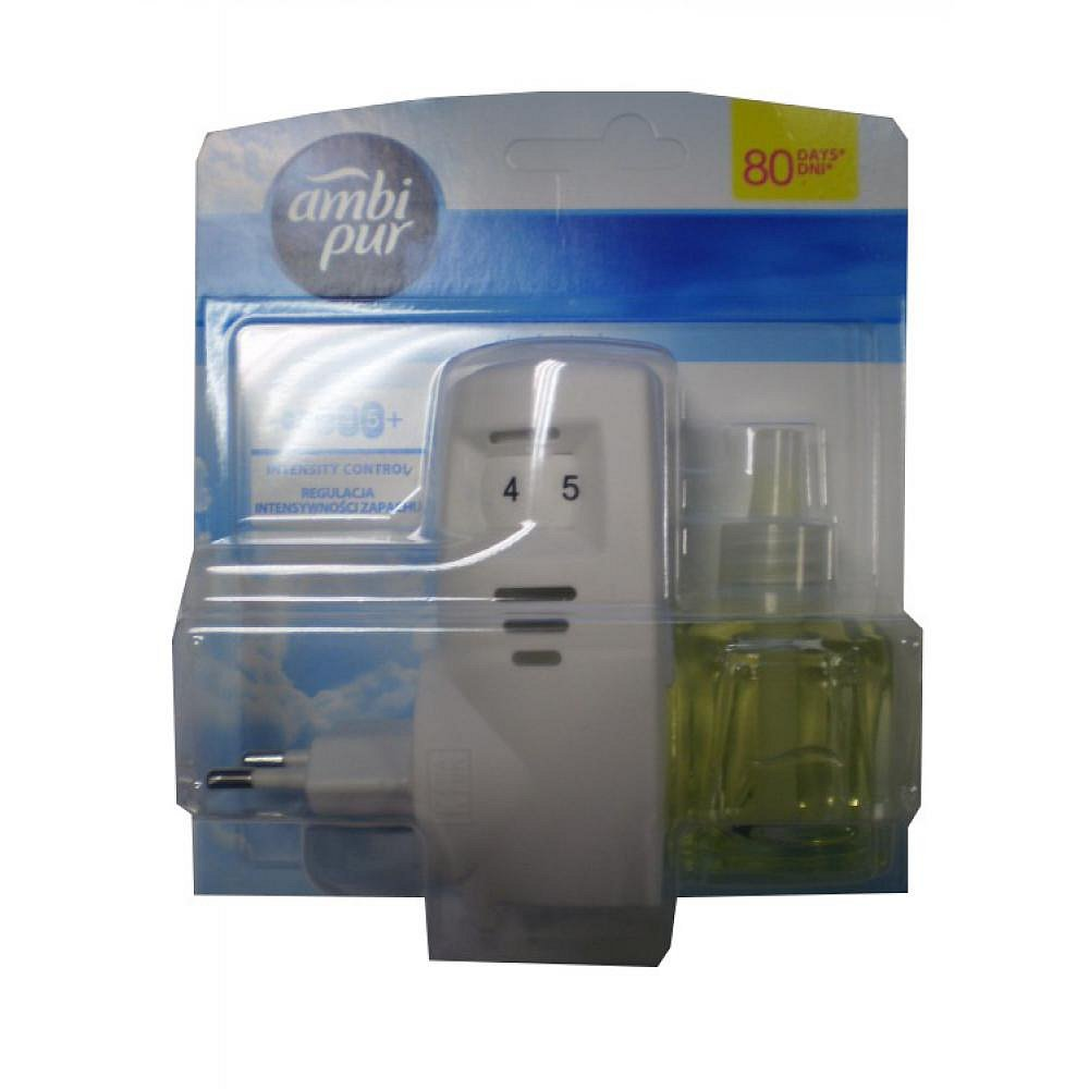Ambi Pur elektrický strojek + náplň Sky Fresh Air 20 ml