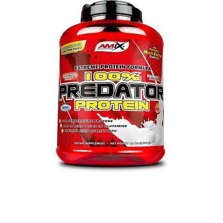 Amix 100% Predator protein jablko & skořice 2000 g